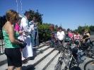 Proboszcz w Solcy Wielkiej święci nasze rowery